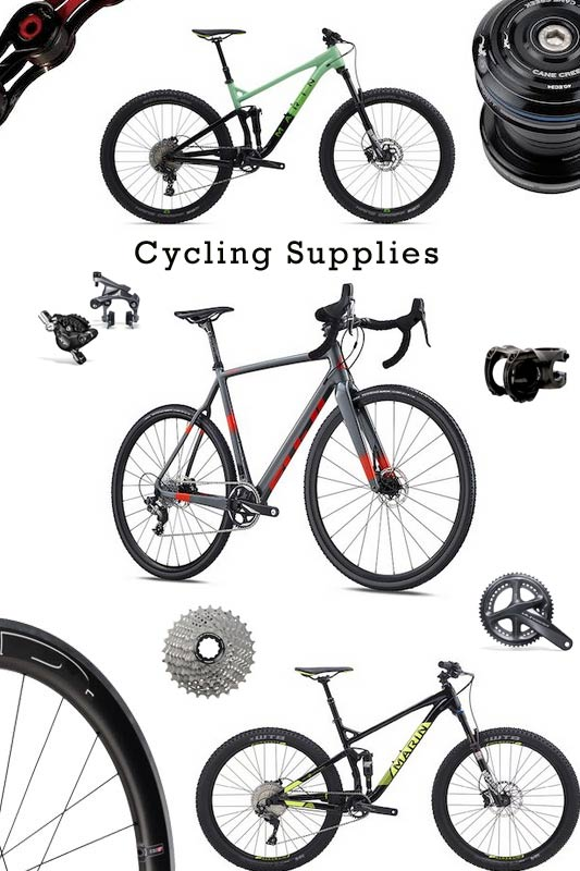 Shop the Newest Bicycling Products!